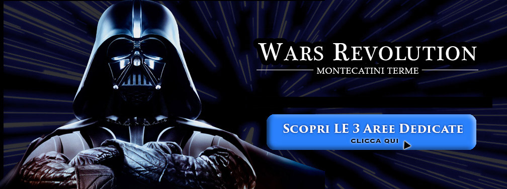 Wars Revolution Montecatini Terme